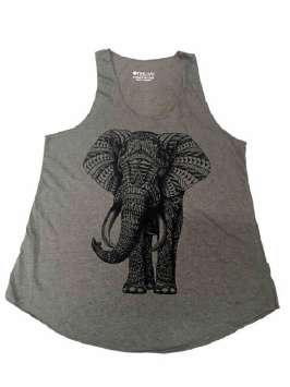 Elefante tribal gris - 1479e-img579.jpg