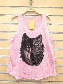 Lobo tribal rosa - 1625a-img887.jpg