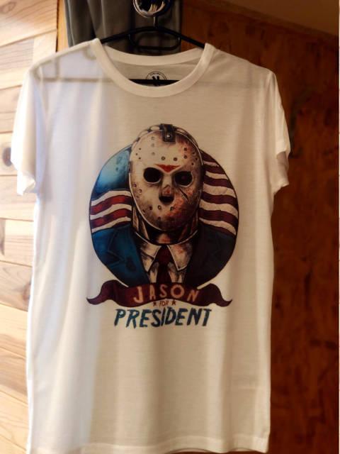 Jason for president