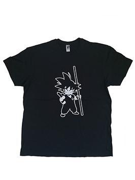 Goku clásico negra