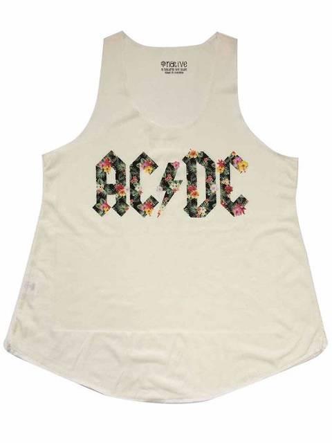 AC/DC flores