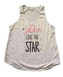 Shine like the star gris