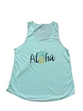Aloha turquesa