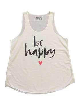 Be happy corazón
