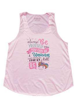 Be unicorn rosa
