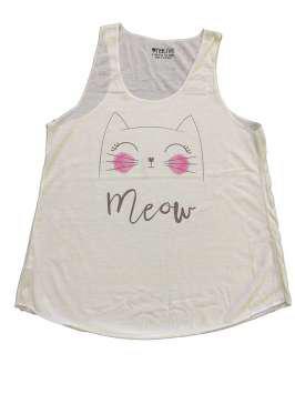 Meow blanca