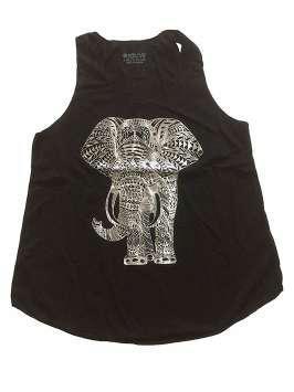Elefante negra