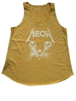 Meow Metallica oro