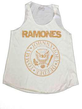 Ramones logo amarillo