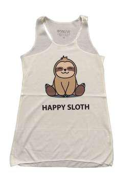 Happy sloth - larga -