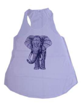 Elefante tribal - larga -