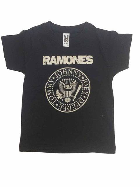 Ramones 2 negra