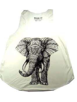 Elefante tribal