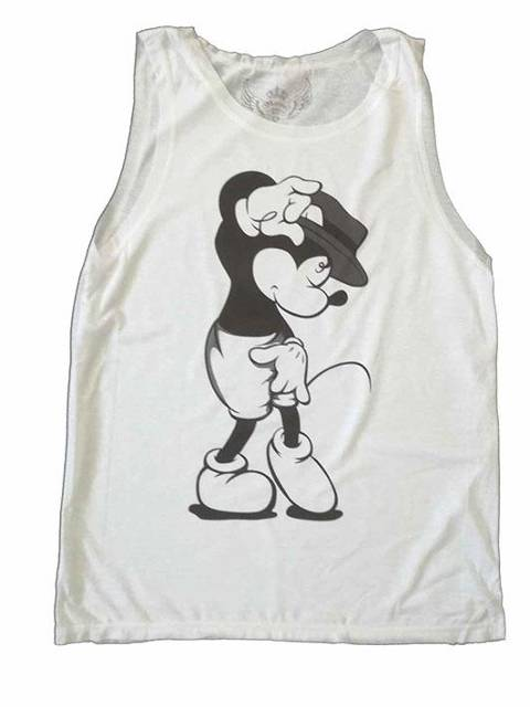 Mickey Moonwalker 2 blanca