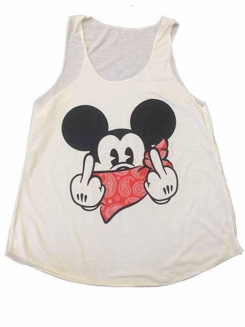 Mickey peineta pañuelo
