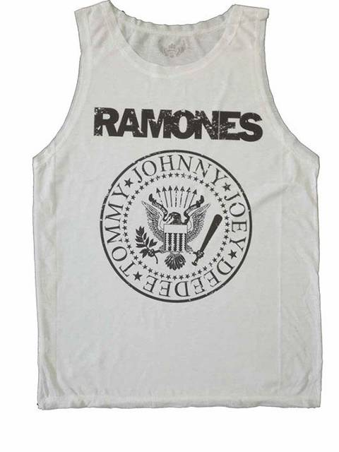 Ramones 3 blanca