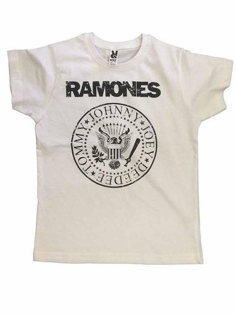 Ramones 2 blanca