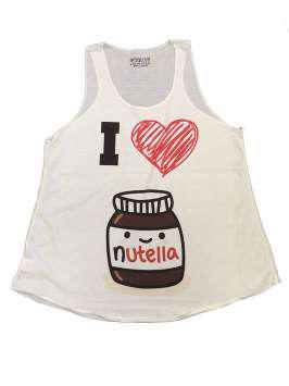 I love Nutella - Corta -