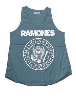 Ramones azul