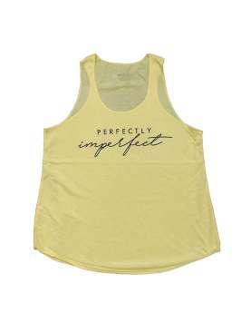 Perfectly imperfect amarilla