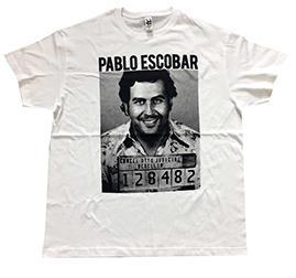 Pablo Escobar blanca