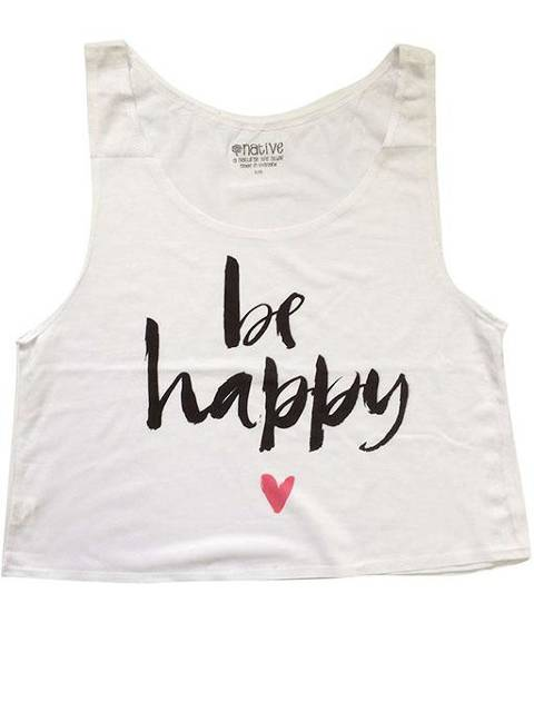 Be happy blanca
