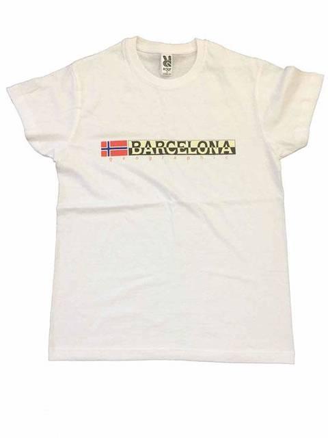 Barcelona Norway blanca