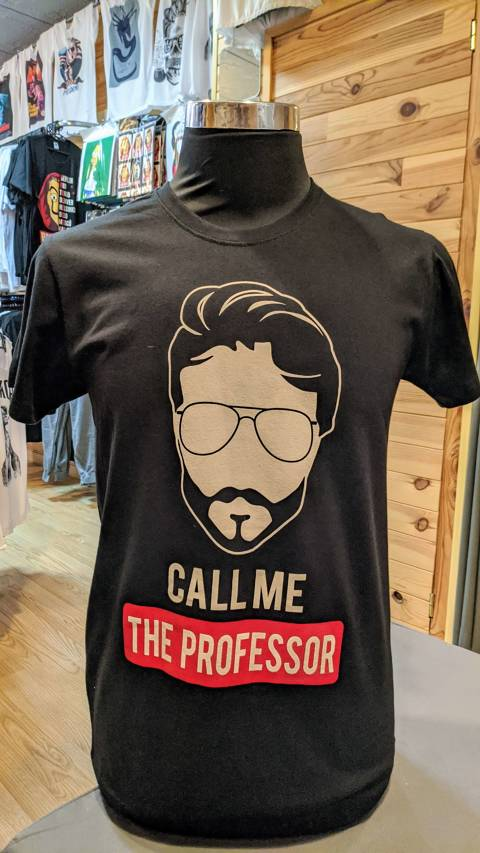 Call me The Professor