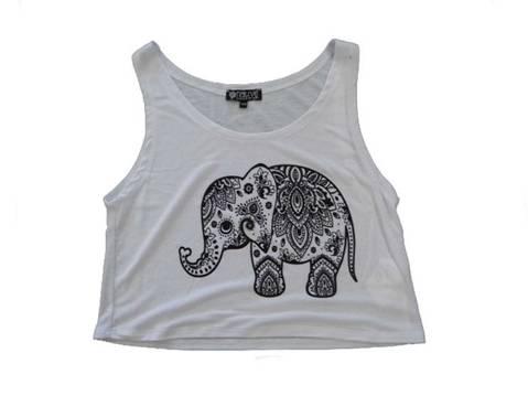 Elefante blanca