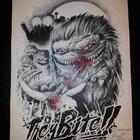 They bite!! - b7251-camiseta-pelicula-critters-2.jpg